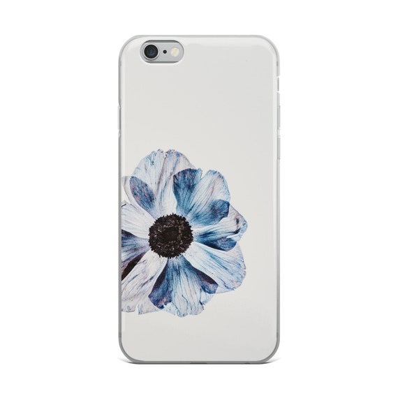 Simple Blooming Floral Iphone Case Etsy