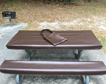 Picnic Table Cover Etsy