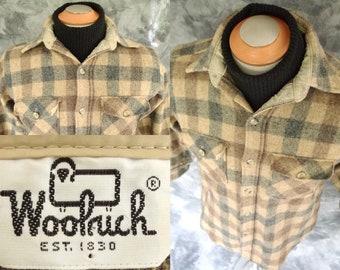 0697d37e4 Wool shirt jacket | Etsy