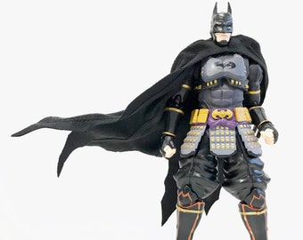 FIGLot Custom Cape for Bandai SHF Ninja Batman MY-C-BAT Cape only, No figure