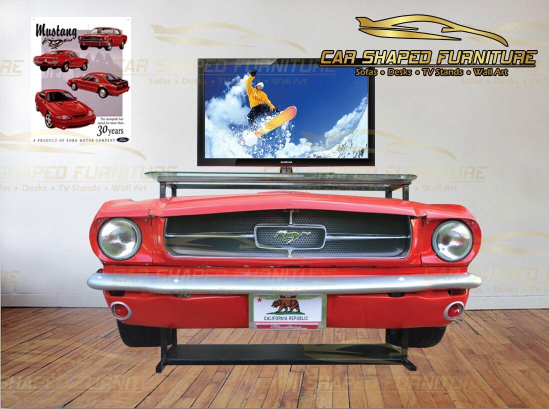 65 classic Mustang front-End-TV-Ständer / Bar / Konsole Tisch