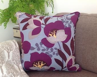 Plush Purple Flower