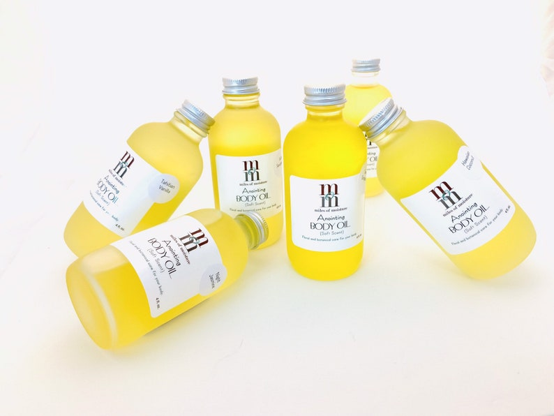 Body Oil  Anointing Body Oil  All Natural Body Oil Serum  image 0