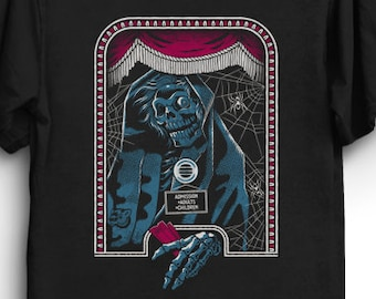 a31552ee6d Creepshow - Stephen King T-Shirt | Gothic Horror T-Shirt | Horror Movie  Shirt