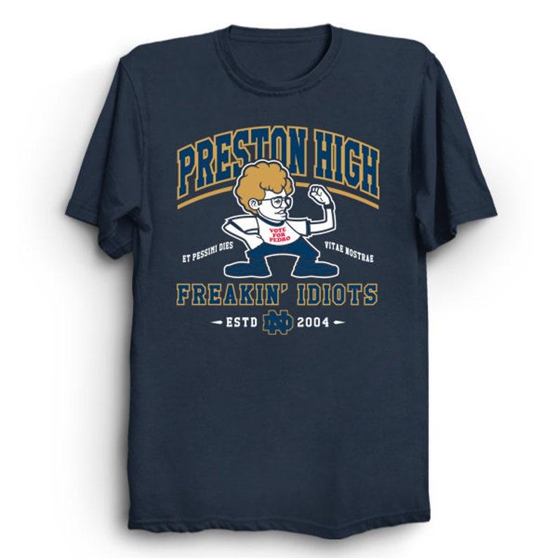 8629de92 Freakin' Idiots T-Shirt Napoleon Dynamite Shirt Funny | Etsy