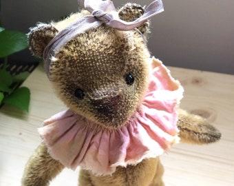 custom artist teddy bear
