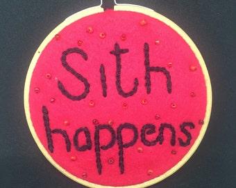 Sith Happens