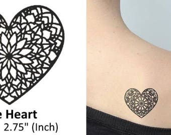 Seven Day Tattoos Etsy