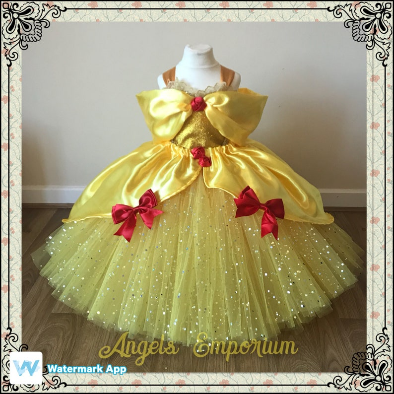 0586cd1d290 The Original Princess Belle from Beauty and the Beast Inspired