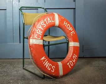 Reclaimed Vintage Lifebuoy Life Ring