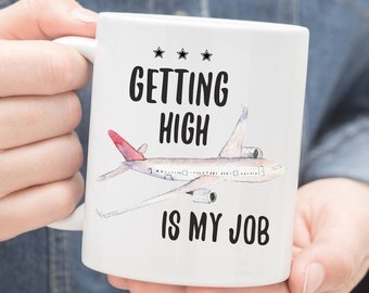 Pilot Mug Gift Airplane Co For PilotsAviation Coffee Aviation Funny Flying