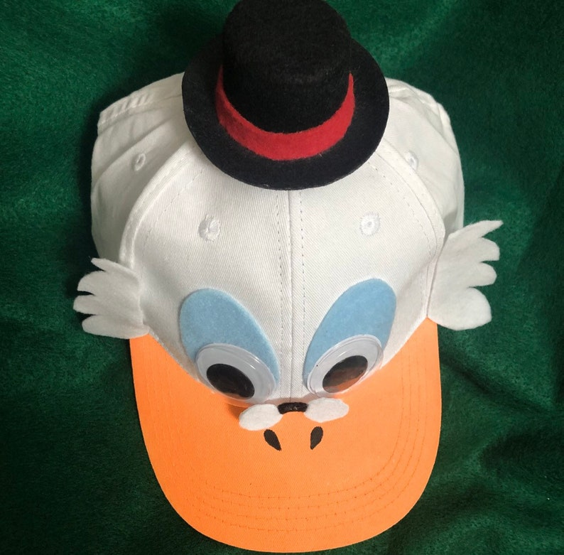 Scrooge McDuck Character Hat