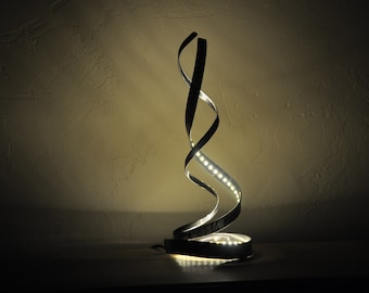 LED living room lamps & luminaires, metal decoration, Decorative and trendy lamps