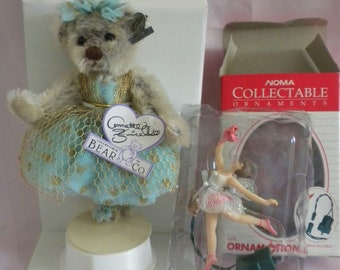 Supply Annette Funicello Angel Collection Luna Ivory Plush Bear Street Price Bears