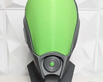 Mass Effect - Tali'Zorah Helm [3D Print]