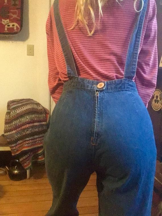 Vintage original Landlubber back zipper 60s 70s ov