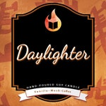 Daylighter | Hand Poured Soy Bookish Candle | The Mortal Instruments | TID | TDA | Simon Lewis