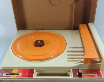 Vintage Fisher Price Record Player #825 Turntable 1978  Parts?