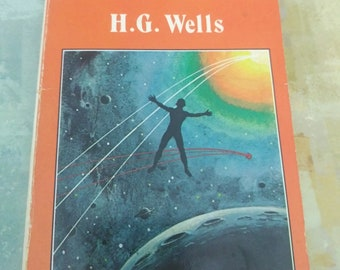 The Time Machine by H.G. Wells Softcover A Watermill Classic