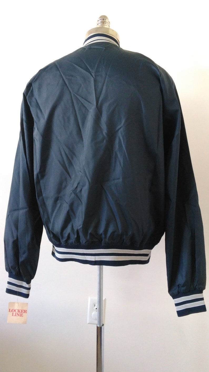 brand new 712dd d9cea Vintage Dallas Cowboys Jacket Locker Line Officially Licensed NFL Product  New Old Stock SzXL (JB)
