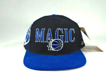 4beb8d8d7ae Vintage New 90 s Orlando Magic Sports Specialties Snapback Hat
