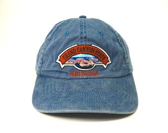 5f4413805ef94 Denim Grand Canyon State Arizona Baseball Cap    Nature Outdoors Dad Hat