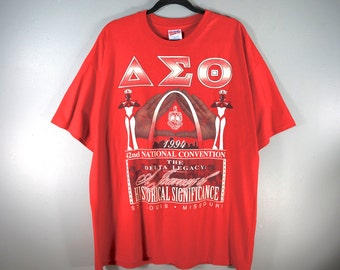 b92fdd1931b855 Vintage The Delta Legacy AEO T Shirt