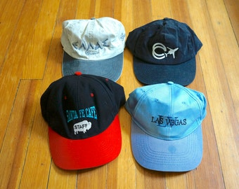bdbf1ef4c62 Vintage Dad Hat Lot Variety