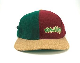 d06c5be235a Vintage Boston College Adjustable Strapback Hat Cap