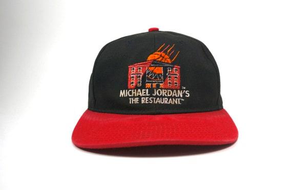 f5dc9edb652 Vintage Michael Jordan s The Restaurant Adjustable