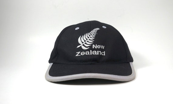 31d98a9f005 New Zealand All Blacks Snapback Hat Black Baseball Cap Dad