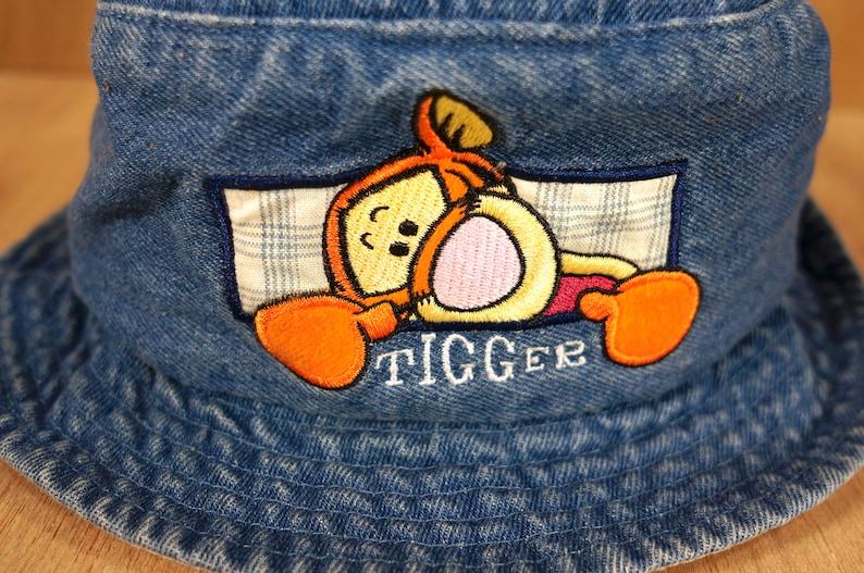 "NEW Disney Green Tigger /""Gilligan/"" Hat for Toddler"