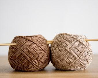 Temé - 100% camel wool undyed yarn -  95g ball