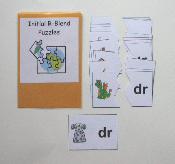Kids & Teens at Home Teacher Made Literacy Center Learning Resource