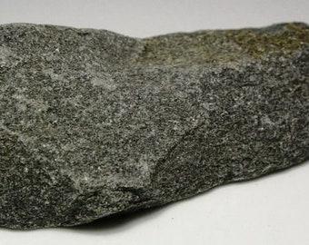2 Pieces Black-Gray Slate Metamorphic Rock 1-2 inches