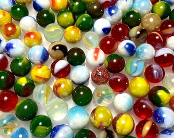 Bulk Marbles Etsy