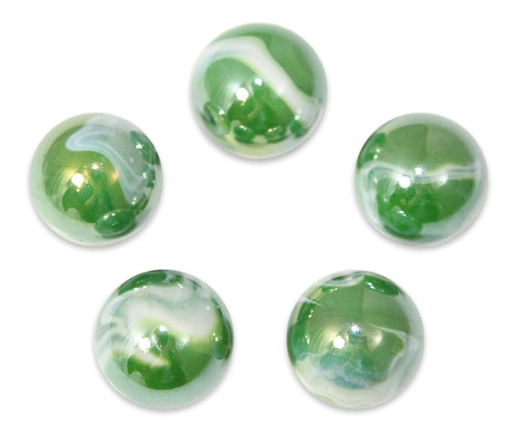 """GLASS MARBLE /""""CHERRY/"""" 22mm SHOOTER"""