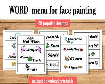 word board etsy