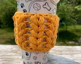 Crochet Coffee/tea cozy