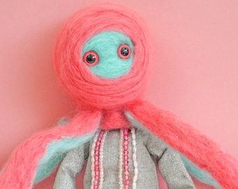 Textile Sculpture Dolly