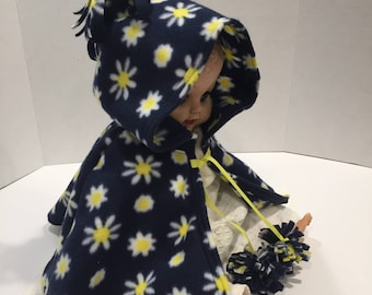 Daisies Infant Capelet