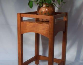 Keepsake Box Jewelry Box Mens Valet Box Wood Box Stained