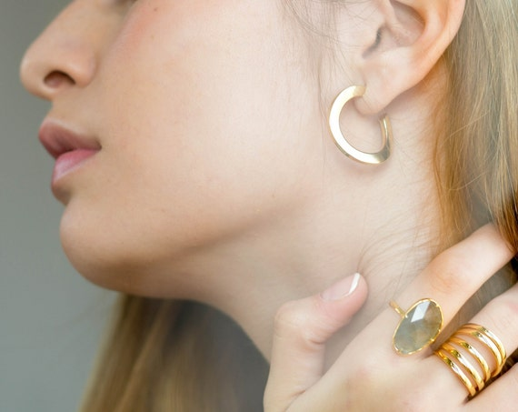 VÄG Earrings