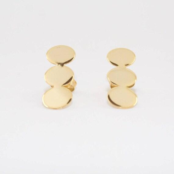 THREE DOTS earrings
