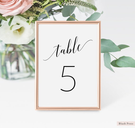 image relating to Printable Table Cards called Marriage ceremony Desk Amount Playing cards Template, Printable Desk Figures Marriage, Desk Seating Card, Desk Quantities Printable, Desk Card Range SAV-062