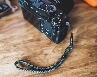 Camera Wrist Strap w/ OpTech Anchors