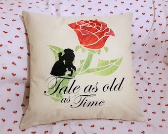 Enchanted Rose Quote Etsy