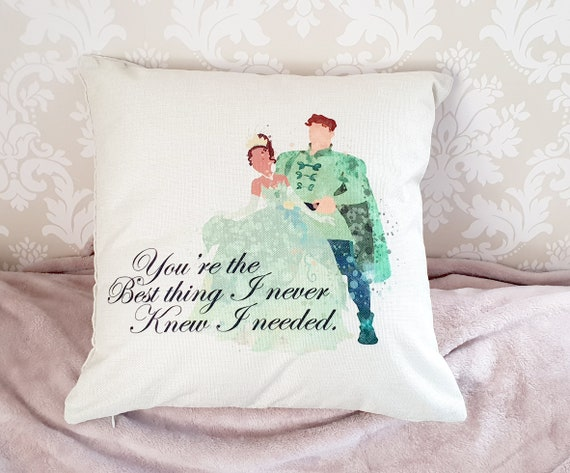 Disney princess Mulan shang love quotes Cushion Cover Pillow Case Decor Gifts