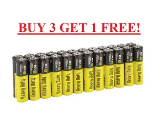 24-AA THUNDERBOLT Batteries for home shop vehicle clocks remote control flashlight toys electronics indoor outdoor battery power tools more