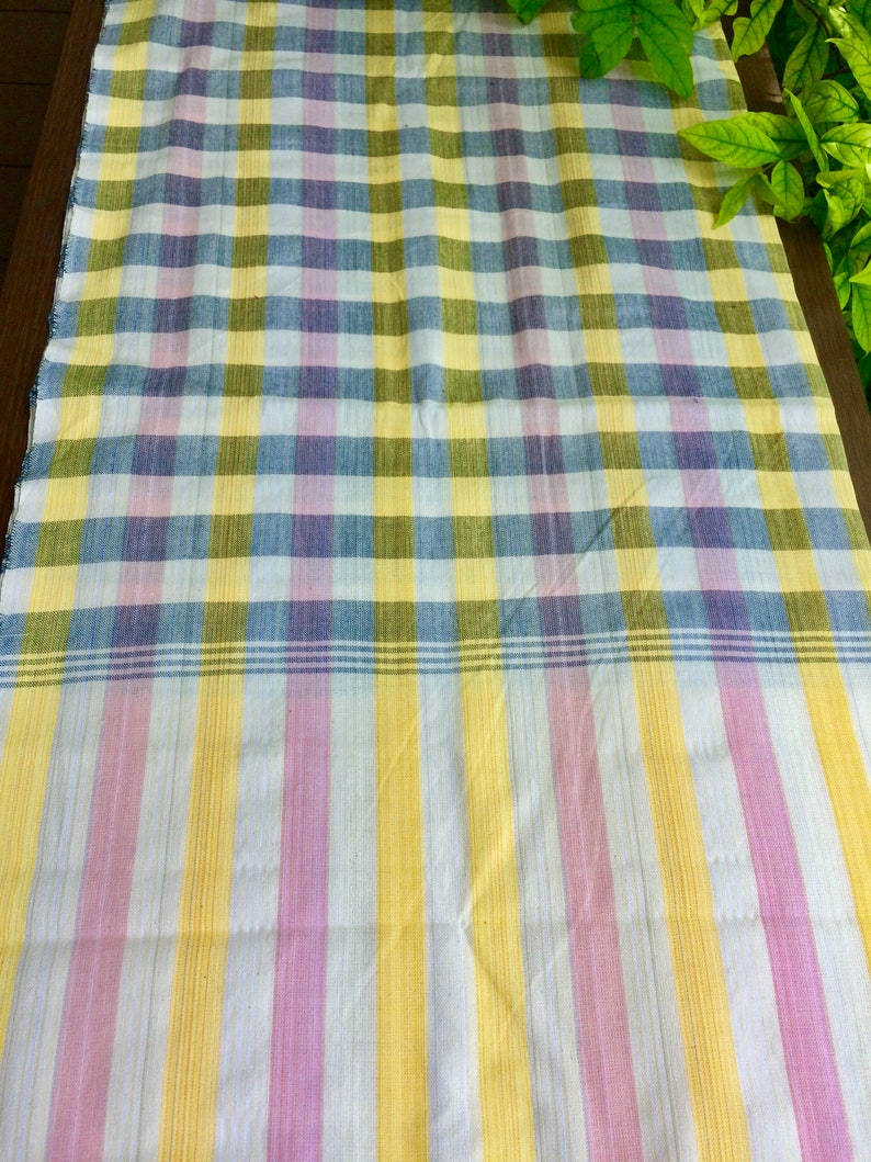 Frabric Thai Sarong, see detail .C3